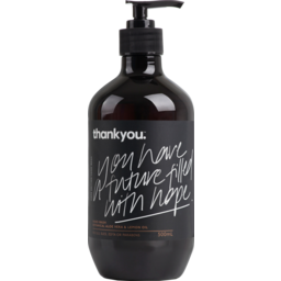 Photo of Thankyou Botanical Aloe Vera & Lemon Oil Hand Wash 500ml