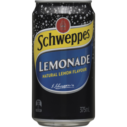 Photo of Schweppes Lemonade Can