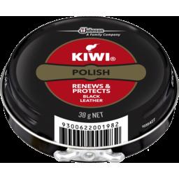 Photo of Kiwi Shoe Polish Black #38gm