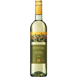 Photo of Conviviale Pinot Grigio 750ml