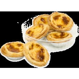 Photo of Portuguese Custard Tart