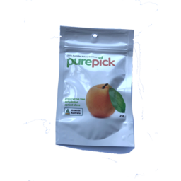 Photo of Pure Pick Dehydrated Apricot 25g