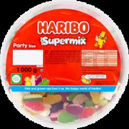 Photo of Haribo Supermix Sharing Drum 1kg