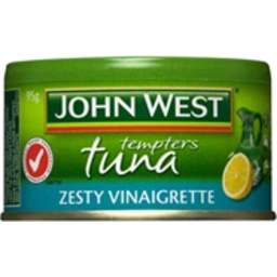 Photo of John West Tuna Vinaigrette 95g