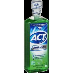 Photo of Act Anticavity Mouthwash Mint