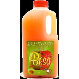 Photo of Apple Strawberry Juice 1l