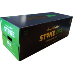 Photo of Stoke Beer Ipa 10 Pack X 330ml