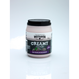 Photo of Westhaven creamy youghurt blackberry   200GM