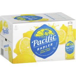 Photo of Pacific Beverages Radler Stubbies