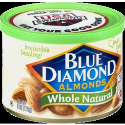 Photo of Blue Diamond Almonds Whole Natural