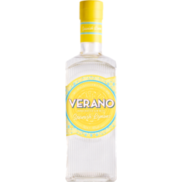 Photo of Verano Gin Lemon 700ml