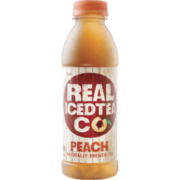 Photo of Real Ice Tea Peach 500ml