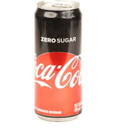Photo of Coke Zero Cans