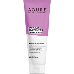 Photo of Acure Rejuvenating Fc Scrb 118ml