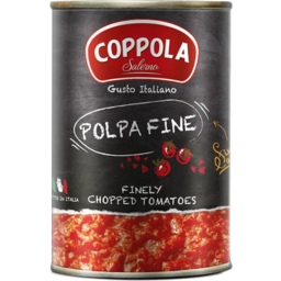 Photo of Coppola Chopped Tomatoes 400g