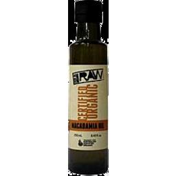Photo of Every Bit Organic Raw Macadamia Oil 250ml