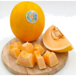 Photo of Orange Candy Melon Whole