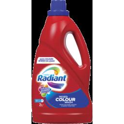 Photo of Radiant Mixed Colour Wash Laundry Liquid 2lt