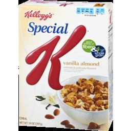 Photo of Kellogg's Special K Vanilla Almond Cereal