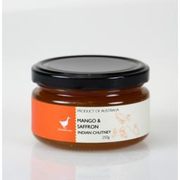 Photo of Essential Mango & Saffron Chutney 250g