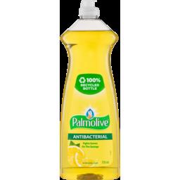 Photo of Palmolive Dishwashing Antibacterial Lemon 750ml