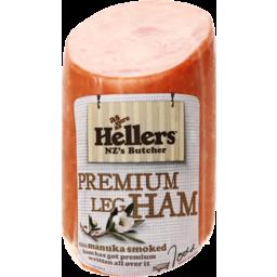 Photo of Hot Glazing Roast Ham