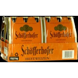 Photo of Schofferhofer Hefeweiz Bottles