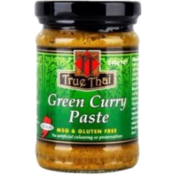 Photo of True Thai Paste Green Curry 240gm
