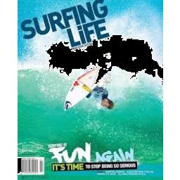 Photo of Aust Surfing Life Magazine