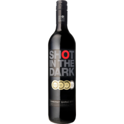Photo of Shot In The Dark Cabernet Shiraz 750ml