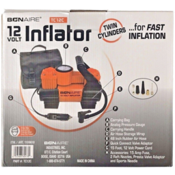 Photo of Bonaire 12 V Inflator
