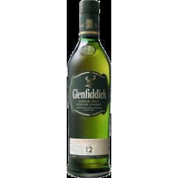 Photo of Glenfiddich 12yo Single Malt Scotch Whisky