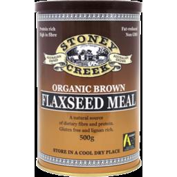 Photo of Stoney Creek Grain - Flaxseed/Linseed Meal (Brown)