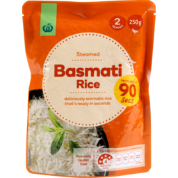 Photo of Select Microwave Rice Basmati 250g