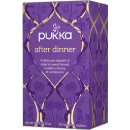 Photo of Pukka Org After Dinner T/Bag 20s