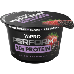 Photo of Yopro Perform Mixed Berry 175gm