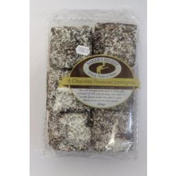 Photo of Chocolate Lamingtons 6 Pack