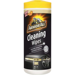 Photo of Armor All Cleaning Wipes - 25 Ct