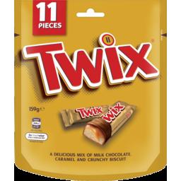 Photo of Twix Sharepack 159g