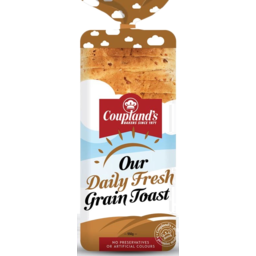 Photo of Coupland's Daily Grain Toast 550g