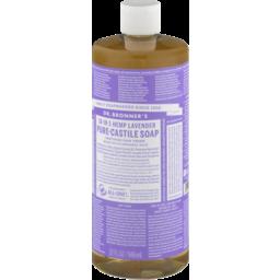 Photo of Dr Bronner's Pure-Castile Liquid Soap - Lavender