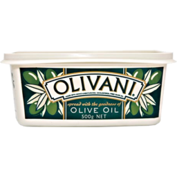 Photo of Olivani Spread 500g