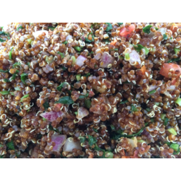 Photo of Red Quinoa Kale Feta Salad 400 G