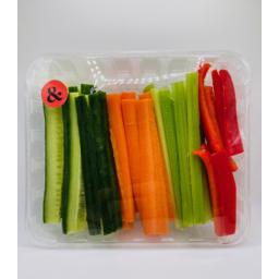Photo of Lamanna&Sons Veggie Sticks Pack 450g