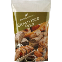 Photo of Ceres Org Brwn Rice Flour 1kg