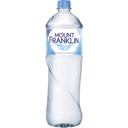 Photo of Mount Franklin Spring Water  1 Litre