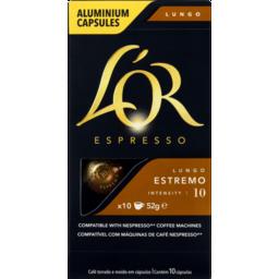 Photo of Lor Espresso Cap Estremo 10pk