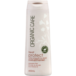 Photo of Organic Care Heat Protect Conditioner 400ml
