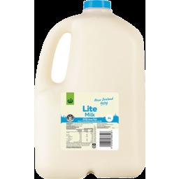 Photo of Homebrand Milk Lite 3L