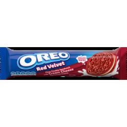 Photo of Oreo Cookie Sandwich Red Velvet 133g